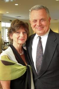 Rick and Elizabeth Barton
